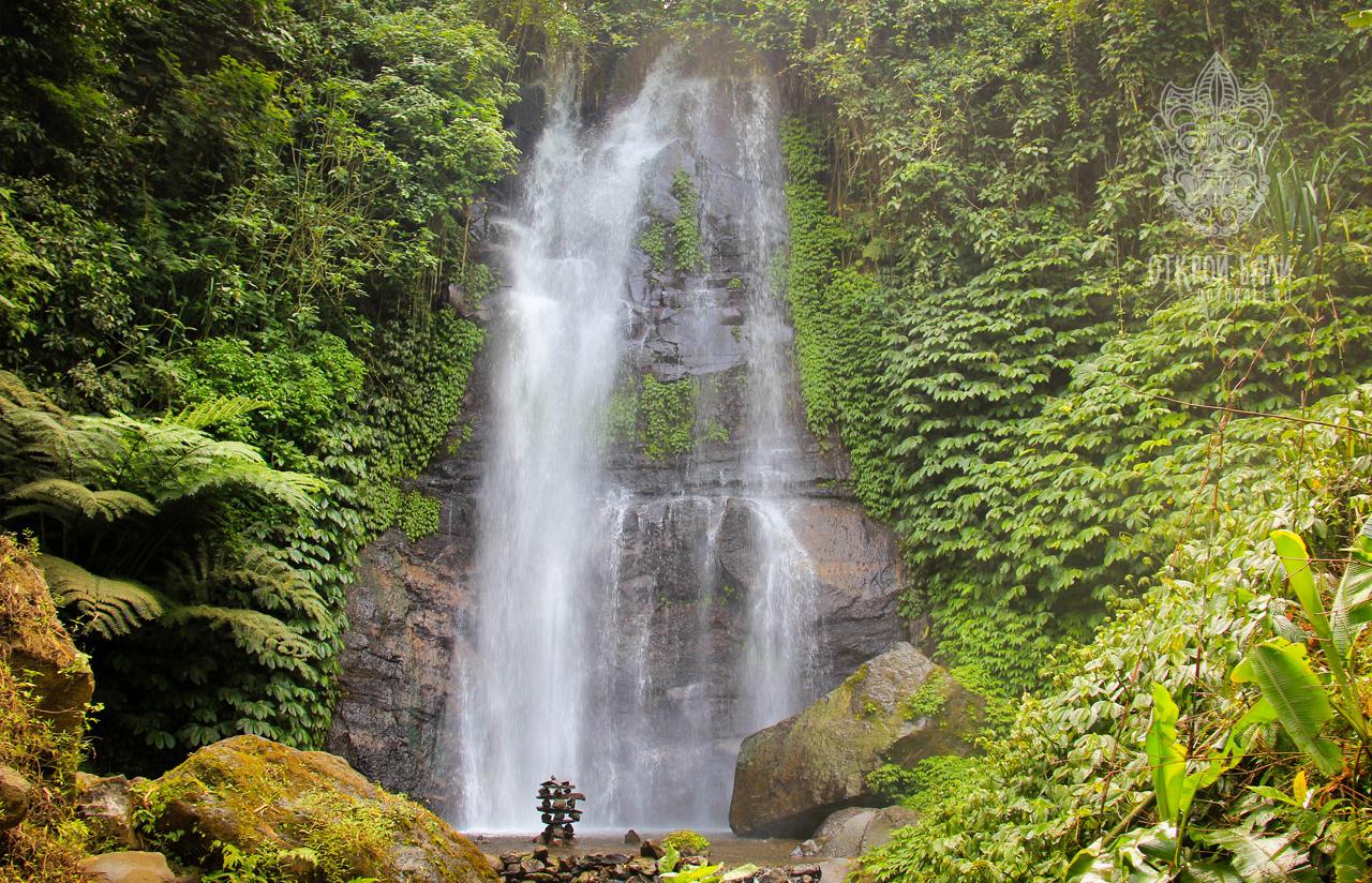 Водопад Мелантинг (Мундук) на Бали