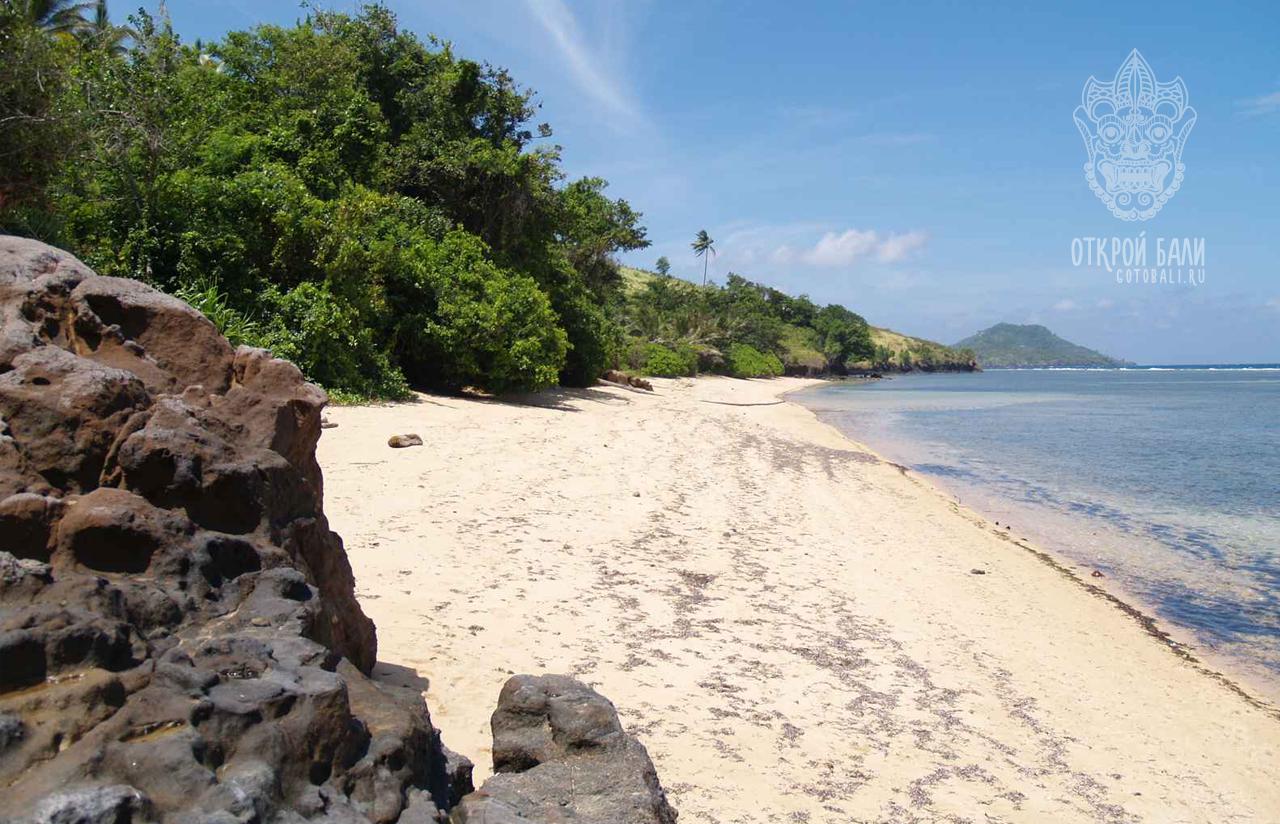 Kuning Beach