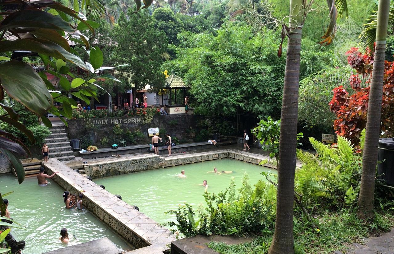 Аир Панас (Air Panas) на Бали